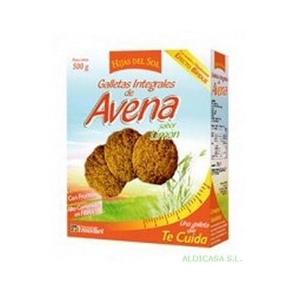 Galletas Avena Sin Azúcar 500 gr de Ynsadiet: Amazon.es: Salud y ...