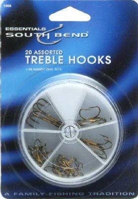 Treble Hooks Asst., Outdoor Stuffs