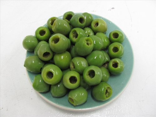 Pitted Castelvetrano Olives 10 Lbs