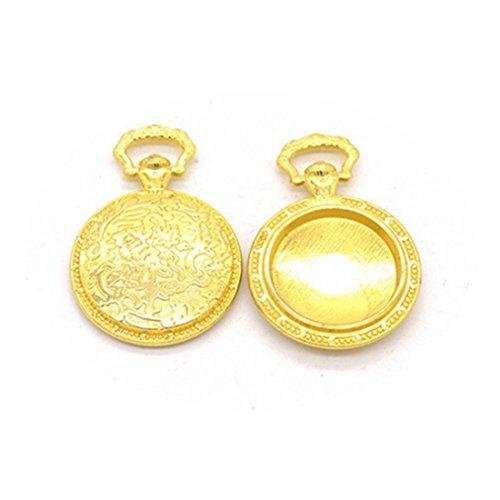 gold charm brackets - 6