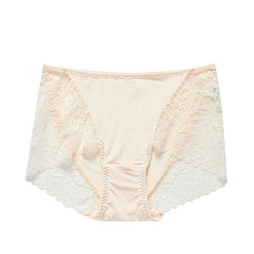 Sisann - Culottes - para mujer Schwarz+Rosa+Hellbeige