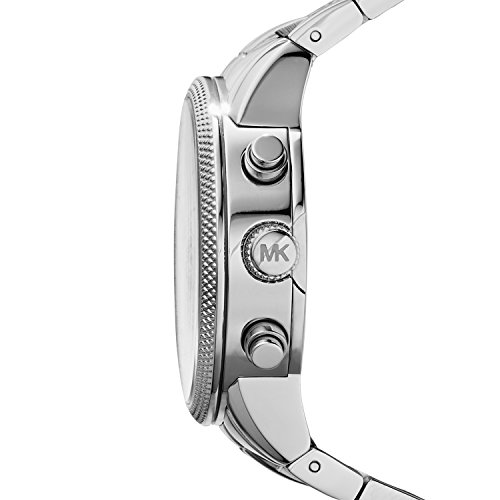 a7da5227212a Michael Kors Women s Ritz Silver-Tone Watch MK5020 - Import It All