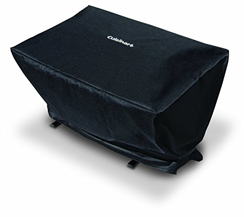 Cuisinart CGC-21 All-Foods Gas Grill Cover , Black (Renewed) ()
