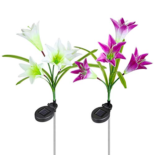 Flower Patio Lights in US - 6