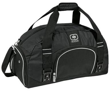 Ogio Big Dome Duffle Bag Black