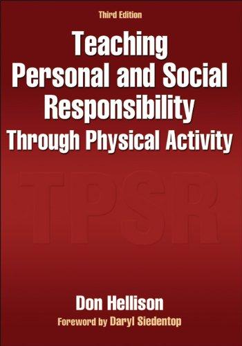 Teach.Personal+Social Responsibility...