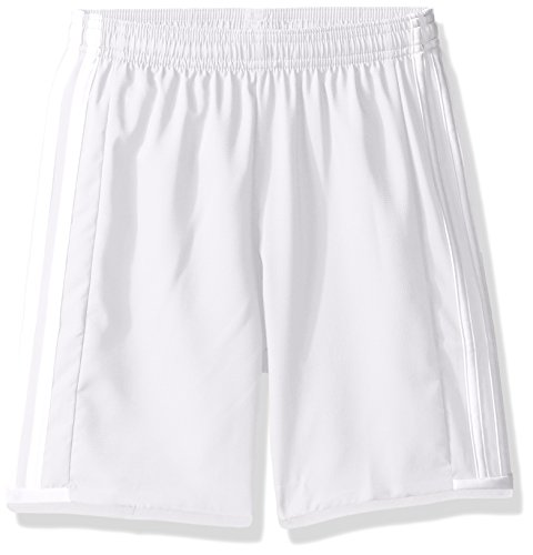 adidas Youth Soccer Condivo 16 Shorts, White/White, X-Small