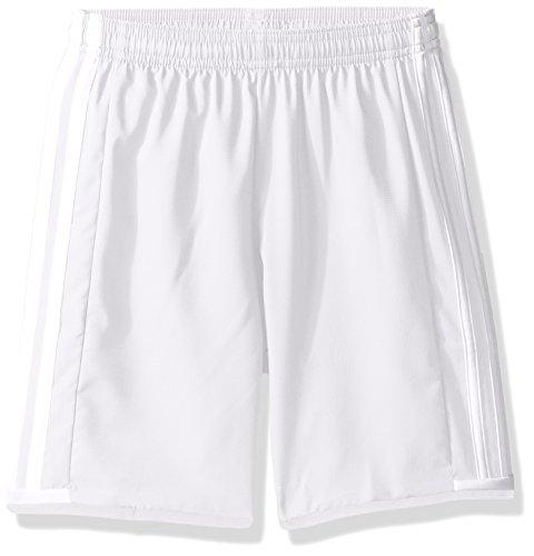 adidas Youth Soccer Condivo 16 Shorts, White/White, Medium