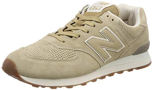 New Balance Full Suede Essent Brown (New Orleans Outlet)
