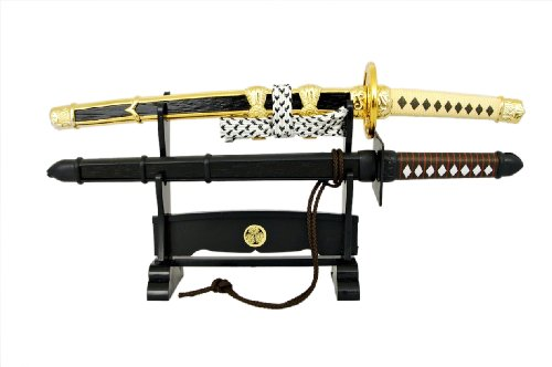 - Japanese Letter Opener Samurai/ Ninja Miniature Historical Reproduction