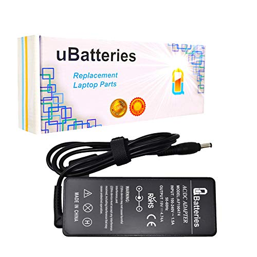 (UBatteries Compatible 90W Adapter Replacement For Toshiba PA3165E-1ACA PA3165U-1ACA PA3516E-1AC3 PA3516E-1ACA PA3516U-1ACA PA3716E-1AC3 PA3716U-1ACA PA3916U-1ACA PA5035E-1AC3 PA5035U-1ACA PA5180U-1ACA)