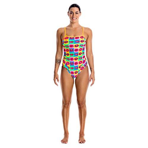 Funkita Hot Lips - Schwimmanzug Damen