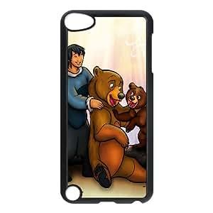 Brother Bear iPod TouchCase Black Decoration pjz003-3787106