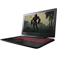 Lenovo Y700 15.6-Inch TouchScreen Full HD Gaming Laptop, 6th Gen Intel Core i7-6700HQ UP to 3.5GHz, 16GB DDR4 Memory, 256GB SSD + 1TB Hard Drive, 4GB GeForce GTX 960M Graphics, Windows 10