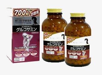 コンドロイチン&グルコサミン 700粒 2箱セット 【野口医学研究所】 B00IAG54MA