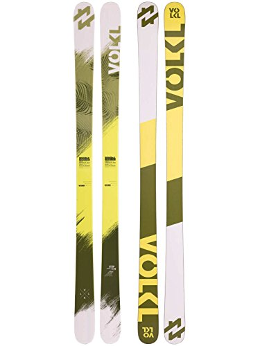 Volkl Twin Tip Skis - 6