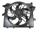 Radiator Cooling Fan Motor Blade Shroud for 05-13