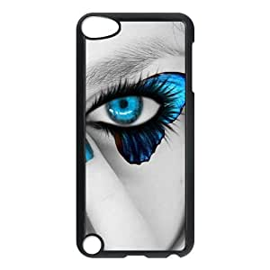 iPod Touch 5 Case Black girly 102 GY9022935