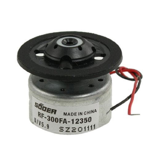Water & Wood RF-300FA-12350 DC 5.9V Spindle Motor for DVD CD Player