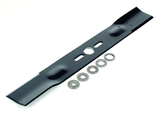Ratioparts Cuchilla cortacésped universal 45 cm negro: Amazon.es ...