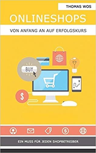 Cover des Buchs: Onlineshops: Von Anfang an auf Erfolgskurs