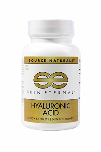Cheap SOURCE NATURALS Skin Eternal Hyaluronic Acid Tablet, 60 Count