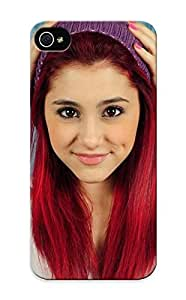 Defender Case With Nice Appearance (ariana Grande) For Iphone 5/5s / Gift For New Year's Day