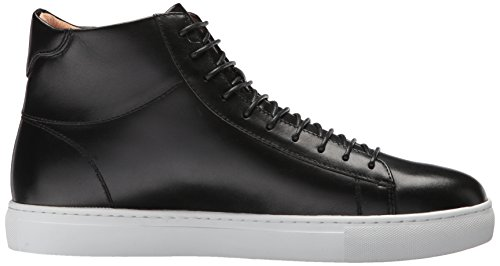 Zanzara Mens Zaugg Fashion Sneaker Nero