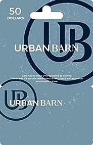 Urban Barn Gift Card
