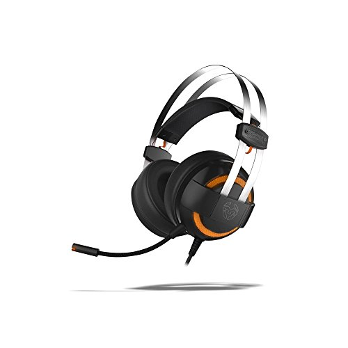 🥇 Krom Kode 7.1 – Auricular Gaming