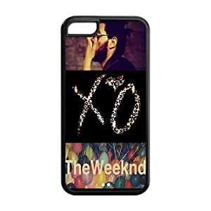 Danny Store Hard Rubber Protection Cover Case for ipod touch 5 ipod touch 5 - The Weeknd XO
