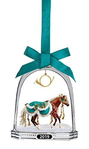 Breyer -Minstrel - 2019 Stirrup Ornament ()