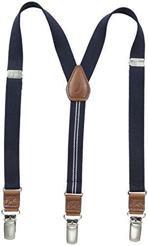 Nautica 22NU51X001 Boys Adjustable Suspender