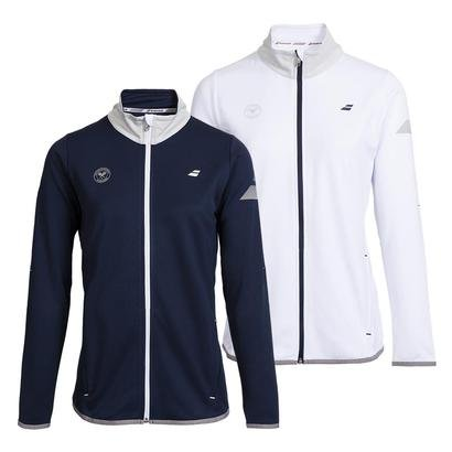 Babolat Performance–Pantalones de tenis de Wimbledon chaqueta blanco