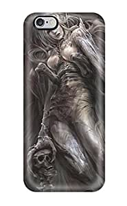 [jLkNRia2846KvGfo]premium Phone Case For Iphone 6 Plus/ Women Dark Abstract Dark Tpu Case Cover