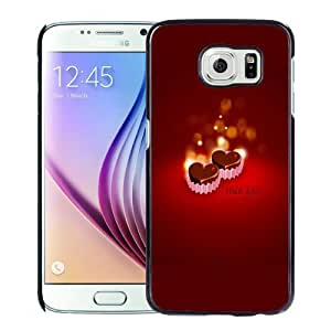 NEW DIY Unique Designed Samsung Galaxy S6 Phone Case For Love Cup Cake Phone Case Cover