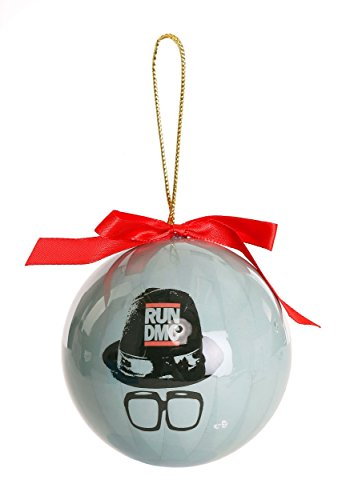 Run DMC Christmas Ornament Standard