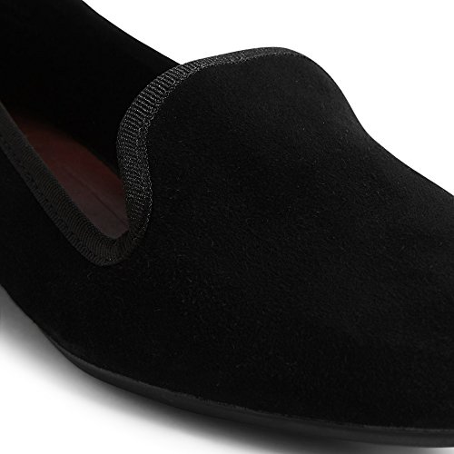 Pump T027085A £35 amp; Shoes Insolia Suede Black amp;S Albert M Marks Spencer Collection RRP Suede z7wwXq