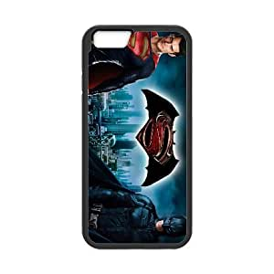 Comics Batman Vs Superman Movie iPhone 6s 4.7 Inch Cell Phone Case Black Present pp001-9456955