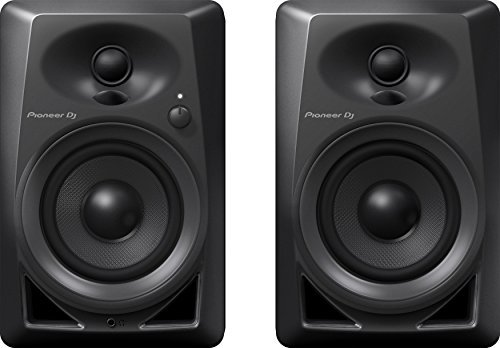 (Pioneer Pro DJ Studio Monitor, Black (DM40))