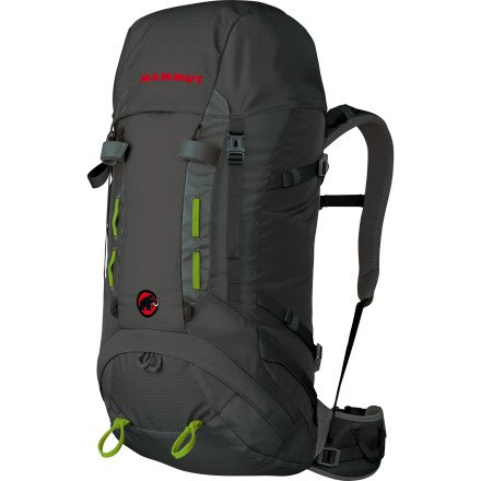 Mammut Trion Element Backpack (Graphite, 40-Liter), Outdoor Stuffs