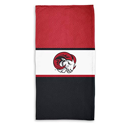 Official NCAA Winston-Salem State Rams - Beach Towel -