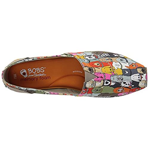 1cc7f181ac3 70%OFF Skechers BOBS Women s Plush-Wag Party Ballet Flat - talon ...