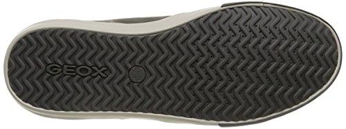 Geox U Smart A - Zapatillas de gimnasia Hombre gris