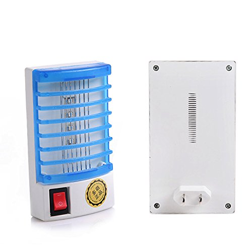 Pano US Plug - Mini LED Electric Mosquitoes Fly Insect Trap Night Lamp Killer Bug Zapper