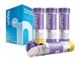Nuun Rest: Relaxation & Rest Aid Drink Tablets, Lemon Chamomile and BlackBerry Vanilla