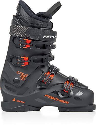- Fischer Cruzar 90 PBV Ski Boots Mens Sz 10.5 (28.5) Black/Black