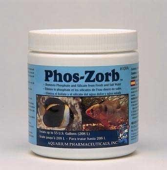 Phos Zorb Pouch - Phos-Zorb Pouch by Mars Fishcare North America