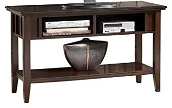 Amazon.com: Ashley diseño muebles Signature – Logan Consola ...