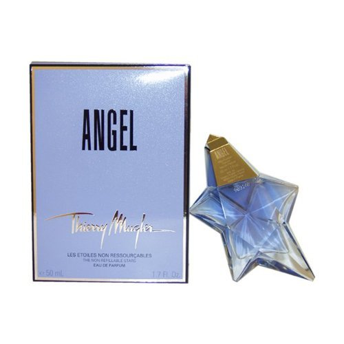 Tester Angel (Thierry Mugler Angel Eau De Parfum Spray Refill Bottle, 1.7 Ounce)